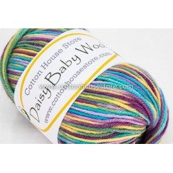 Daisy Baby Wool Mixed 408
