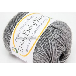 Daisy Baby Wool Grey 002