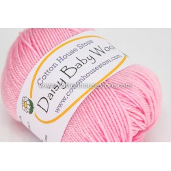 Daisy Baby Wool Light Pink 201