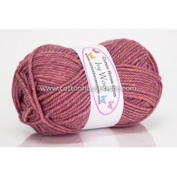 Ivy Wool A09 Denim Red 100g