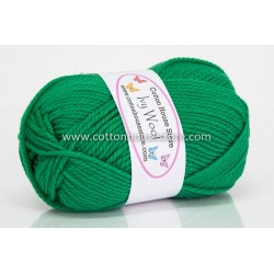 Ivy Wool A28 Forest Green 100g