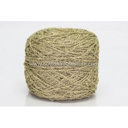 Fine Cotton Gold w/ 2 yarn texture 161A