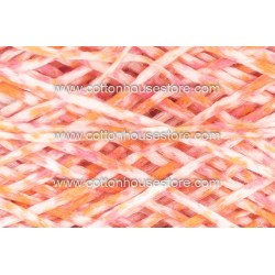 Fine Cotton 149A White Orange Pink (Flat Type)