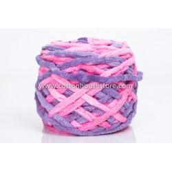 Microfiber 2 Mix Purple Pink 43