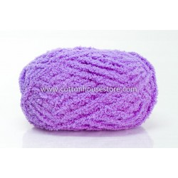Fluffy Light Purple 90gm C18 (Limited Stock)