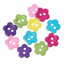 Small Flower Resin 10mm...