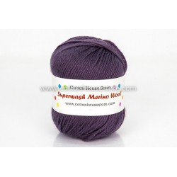 Merino NEW Purple 203 100g