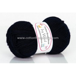 Ivy Wool A42 Blue Black 100g