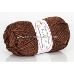 Ivy Wool A33 Dark Wood 100g