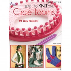 Learn to Knit on Circle Looms BOK-070