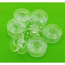 Plastic Bobbin for Sewing Machine 10pcs
