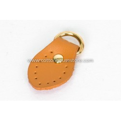 Sew Leather Light Brown Strap With Buckle (2pcs) 214
