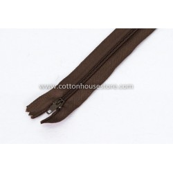 "Zipper 20"" Chocolate 0044"