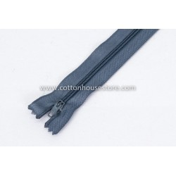 "Zipper 20"" Grey 0042"