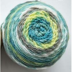 Cake Yarn Acrylic 85gm 12