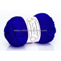 Ivy Wool A36 Bright Blue 100g