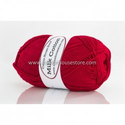 Milk Cotton Series Bright Red 10