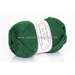 Ivy Wool A57 Emerald Green 100g