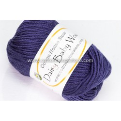 Daisy Baby Wool Prussian Blue S34