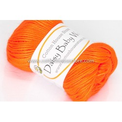 Daisy Baby Wool Orange S40