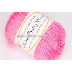 Daisy Baby Wool Pink S10