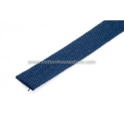 Blue Cotton Webbing for Bag 3m 2.5cm, 232