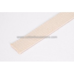 Cream Cotton Webbing for Bag 3m 2.5cm, 229