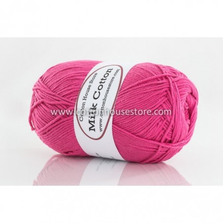 Milk Cotton Series Dark Pink 16