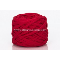 T-Shirt Yarn 200g Bright Red A48