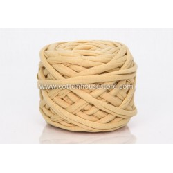 T-Shirt Yarn 200g Light Brown A55