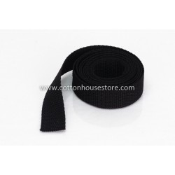 Black Webbing for Bag 3 meter