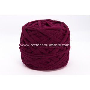 T-Shirt Yarn 200g Deep Red A70