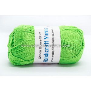 Bamboo 50g Bright Green 9034