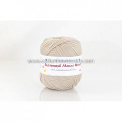 Merino Parchment Brown 2500 100g