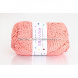 Silky Cotton Light Salmon 101