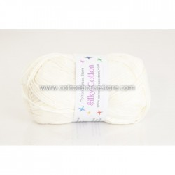 Silky Cotton Off-White 014