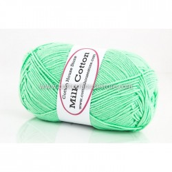 Milk Cotton Series Mint Green 51