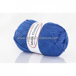 Milk Cotton Series Dodger Blue 57