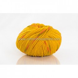 Polyester Mixed Yellow 034