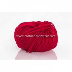 Polyester Bright Red 020