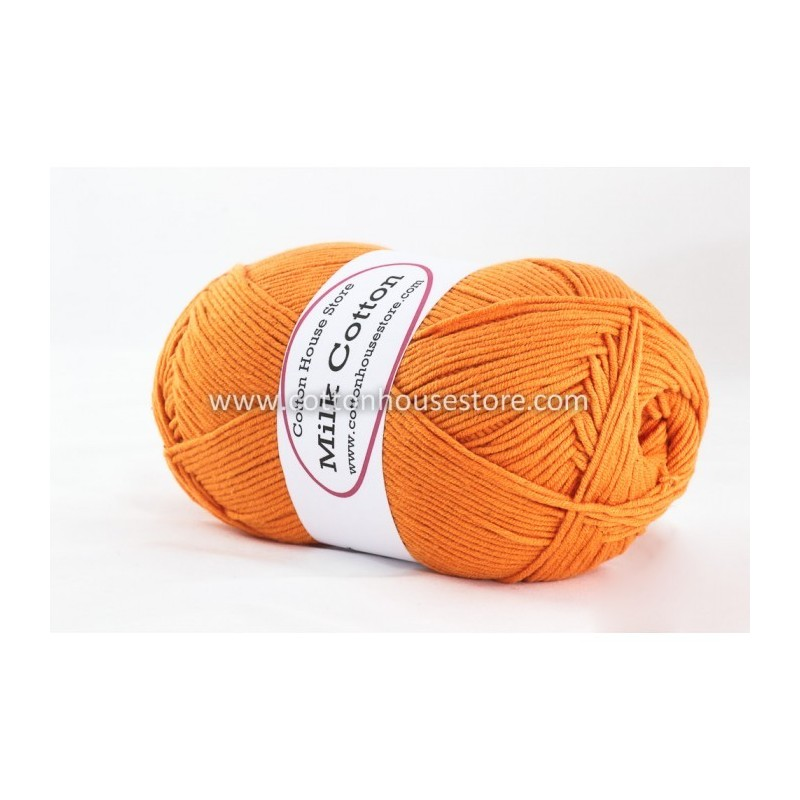 Milk Cotton Series Orange 52