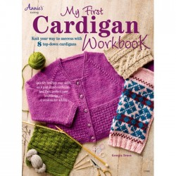 My First Cardigan Workbook BOK-068