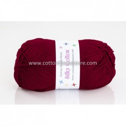 Silky Cotton Red 33