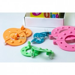 Pom Pom Maker Set (4 sizes)