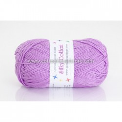 Silky Cotton Light Purple 32
