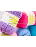 Daisy Baby Wool RM4 (Reduce to clear)