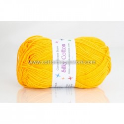 Silky Cotton Yellow 012