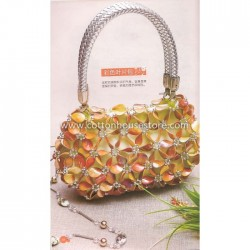 DIY Beaded Bag BOK-268