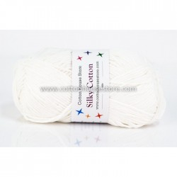 Silky Cotton White 013