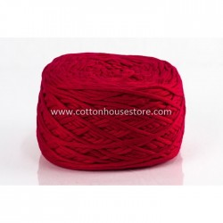 Jumbo Cotton Bright Red A17...